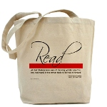 Emerson Quote Tote - Read