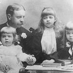 Eleanor Roosevelt childhood photo