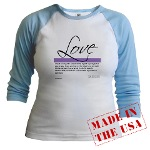 Ralph Waldo Emerson love quote t shirt