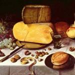Floris Claesz van Dyck still life