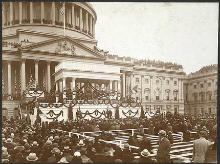 FDR 1933 Inauguration