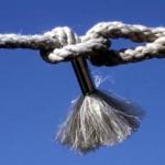 taut knot