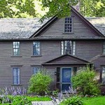 Louisa May Alcott house