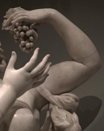 offering of Bacchante