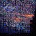 image mosaic
