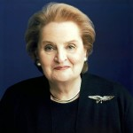 Madeline Albright