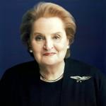 Madeline Albright